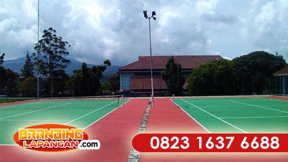 Pengecatan Lapangan Tenis, Jasa Pengecatan Lapangan Sekolah, Pengecatan Lapangan yang Profesional di Jakarta