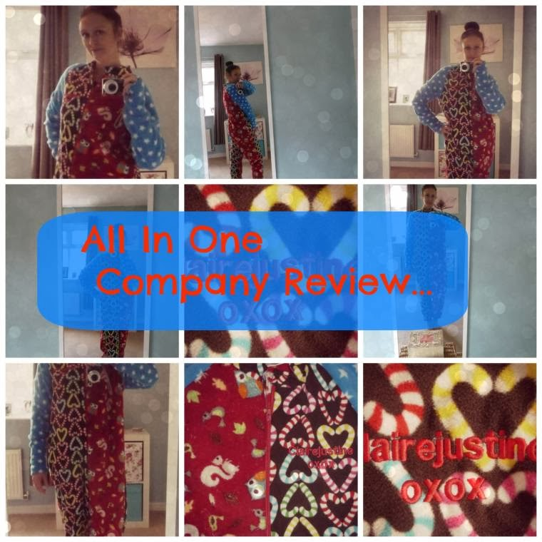 All In One Company Review: Christmas Onesie