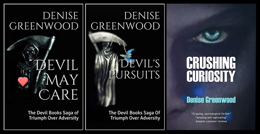 Denise Greenwood - Thrillers Author