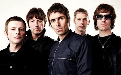 Foto de Oasis posando
