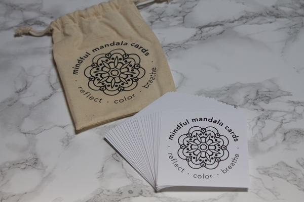 Yogi Surprise Box, Yogi Surprise, Yogi Surprise Box Review, Mindful Mandala Cards