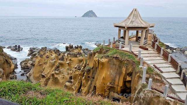 rock landscape keelung