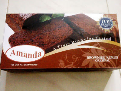 Awal Mula Brownies Amanda
