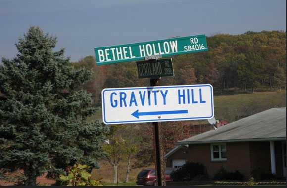 fenomena alam gravity hill