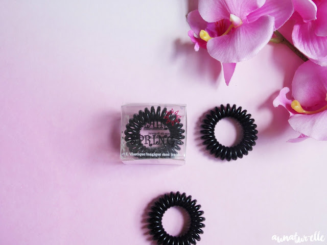 élastique hair spring