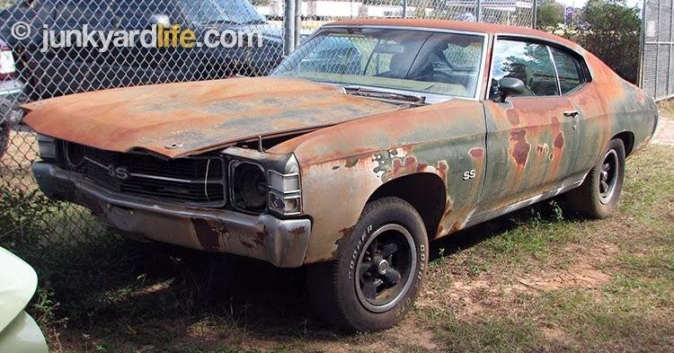 Junkyard Life Classic Cars Muscle Cars Barn Finds Hot