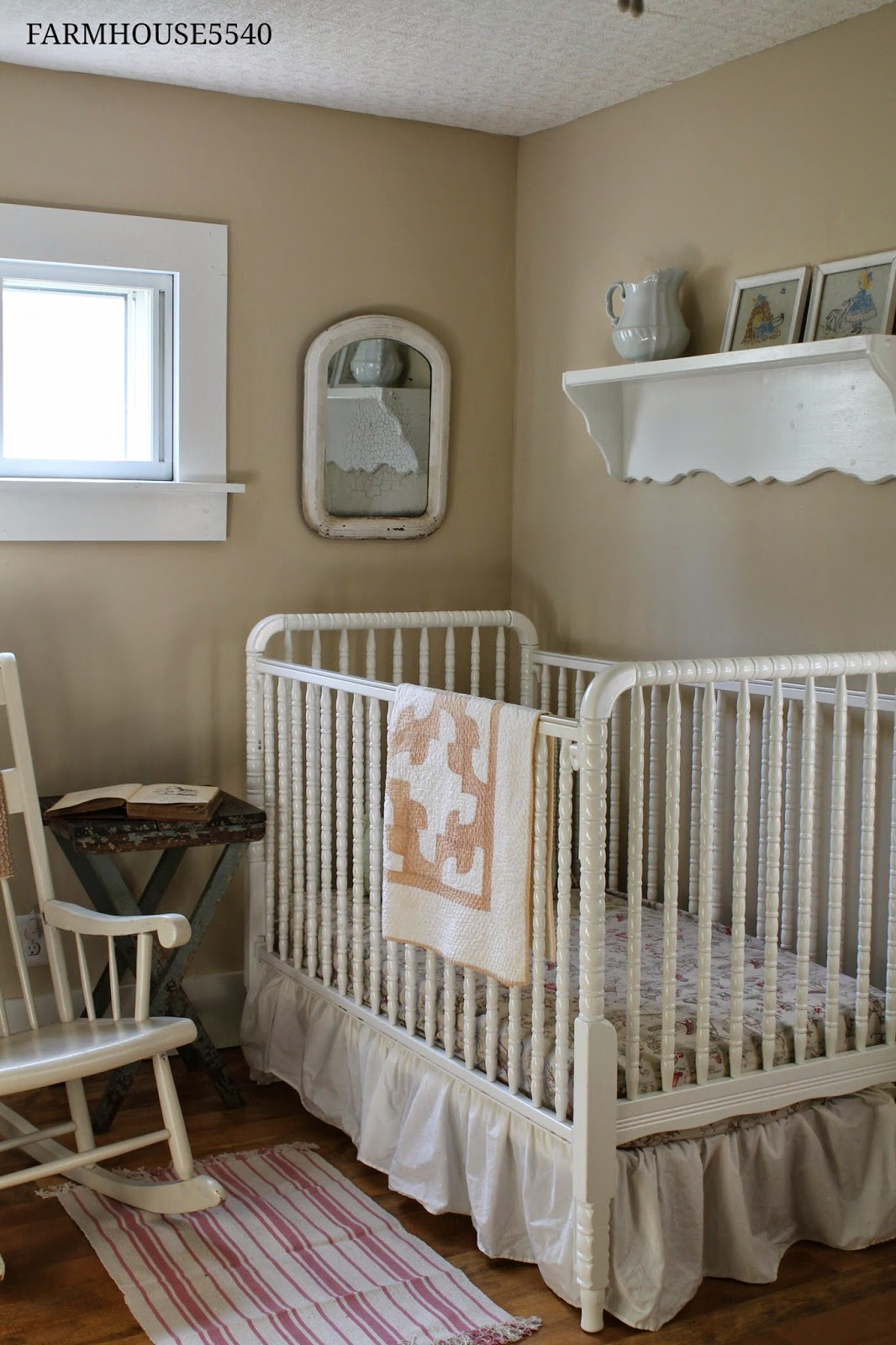 Farmhouse Baby S Room Part One