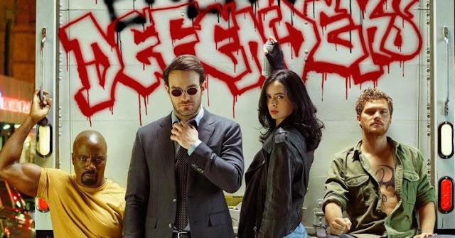 Trailer de Os Defensores !