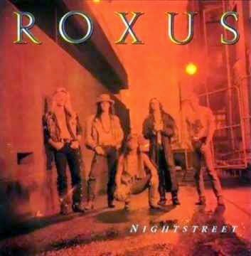Roxus Nightstreet 1992 aor melodic rock