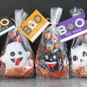 Halloween Emoji Gift Bag