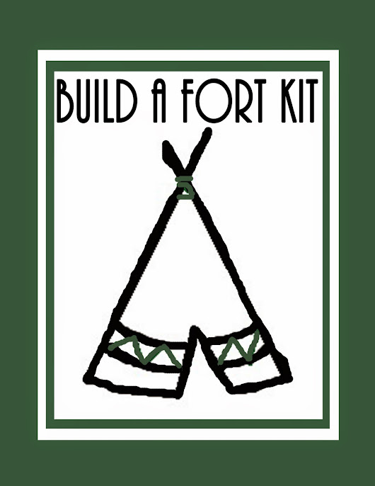 Build Your Own Fort Tutoiral