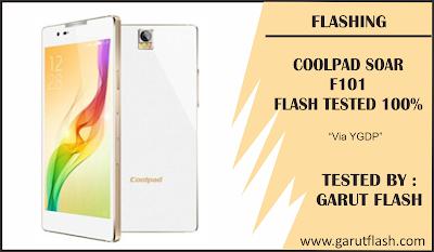 Cara Flashing Coolpad Soar F101 Bootloop Via QcomDloader Tested100%