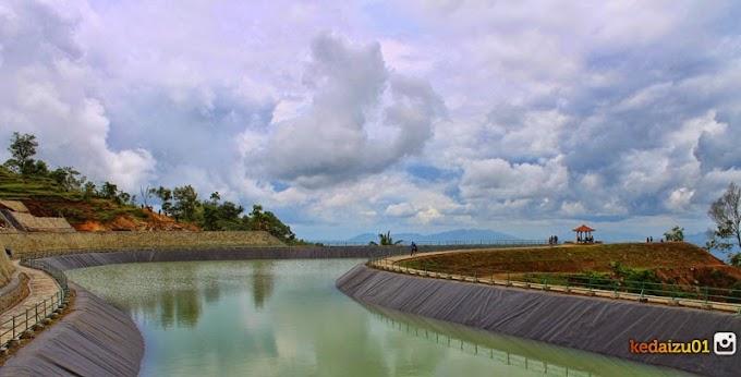 Embung Batara Sriten Gunungkidul Yogyakarta