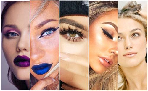 tendencias para maquillaje en 2018
