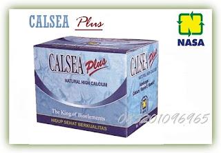 Jual Calsea Plus Suplemen Penambah Kalsium Tubuh