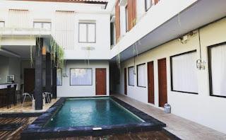 Rumah dekat Bandara model minimalis