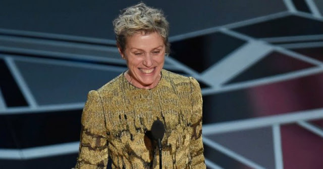 Frances McDormand (Three Billboards Outside Ebbing, Missouri) - WINNER