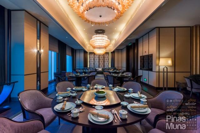 Conrad Guangzhou (广州康莱德酒店)