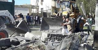 Serangan Bom Hantam Markas Polisi Iran Di Chabahar