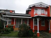 Villa murah di puncak kota bunga 2 kamar - villa montana