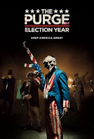 The Purge: Election Year (2016) - Poster
