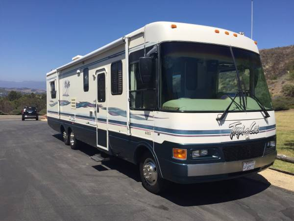 Used Rvs For Sale By Owner >> Used Rvs 1999 Tropical 36 Foot Rv For Sale By Owner