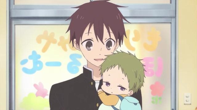 Gakuen Babysitters – Episódio 01
