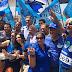 Em Cidade Ocidental, Caiado aposta na vitória de Antônio Lima