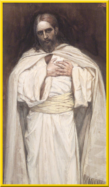 """""""Our Lord Jesus Christ"""" -- by James Tissot - PD-1923"""