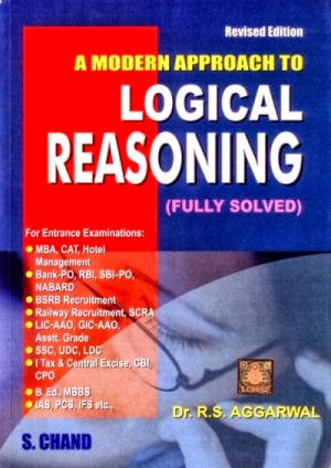 Rs aggarwal logical reasoning book bank exams today logical reasoning rs aggarwal ebook fandeluxe