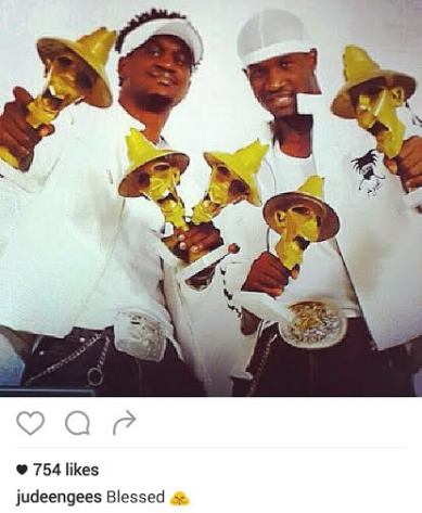 Good News: Jude Okoye Confirms P-Square's Reunion