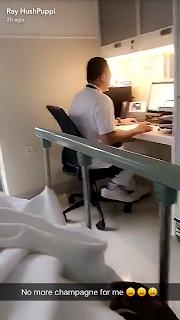 Hushpuppi Hospitalized