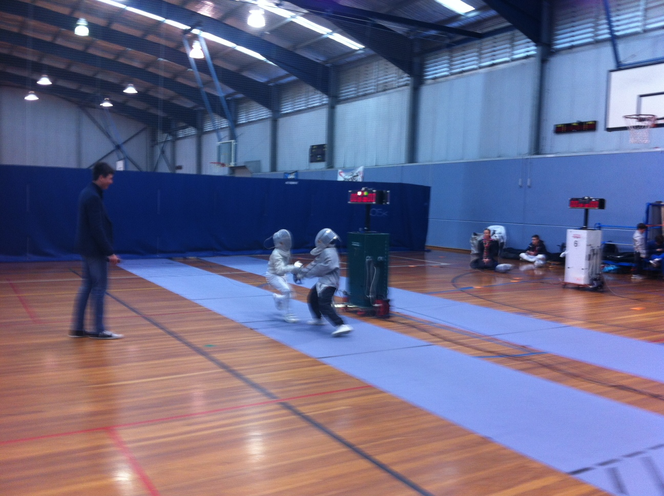 Mosman Fencing Academy July 2013