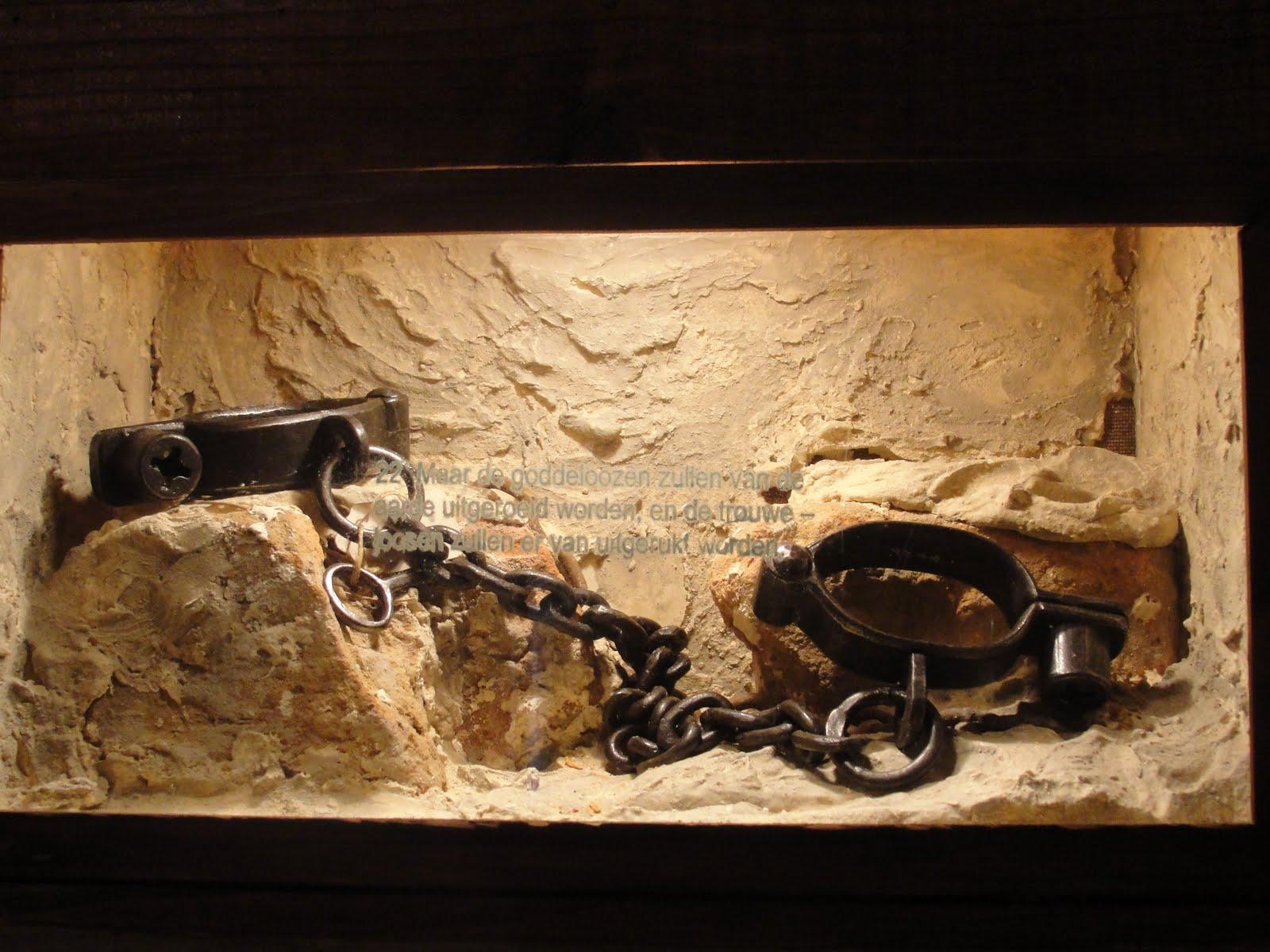 Randomly Nikky Slave Lodge Museum