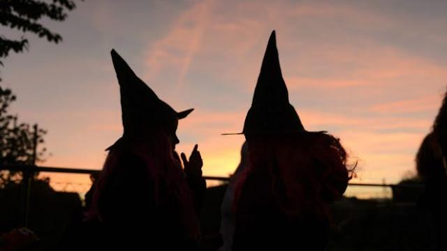 A curiosa origem do Dia das Bruxas