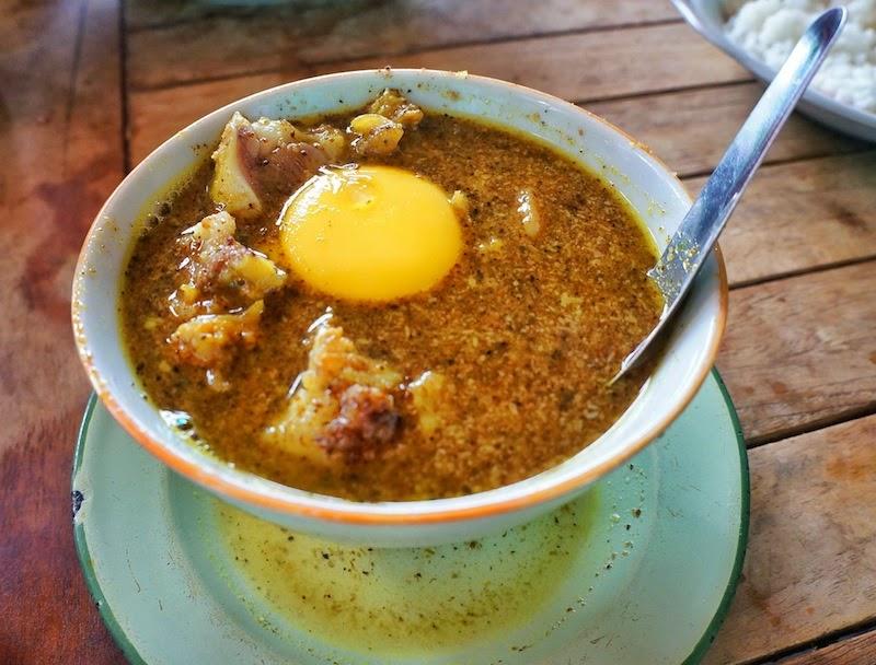 Pallubasa Makanan Khas Makassar