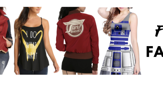 Fangirl's Guide to Star War's Fashion