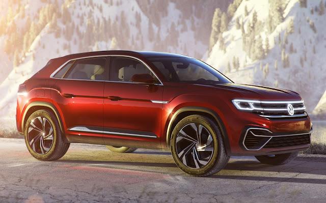 VW Atlas Sport Cross