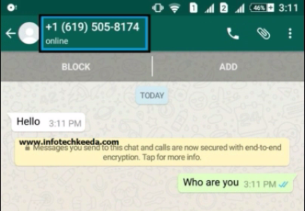How to run WhatsApp with USA number – IT KEEDA – An Tech