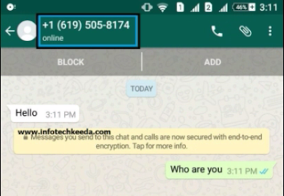 How to run WhatsApp with USA number 5