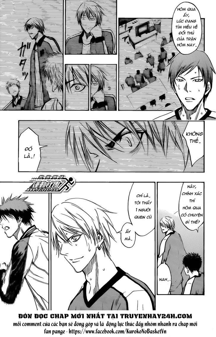 Kuroko No Basket chap 169 trang 19