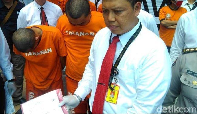 Caleg DPRD Kota Bandung Dapil V Ditangkap Polisi Saat Gunakan Sabu