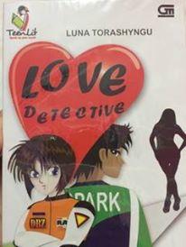 Love Detective Luna Torashyngu