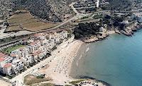Cala de Aiguadolç (Sitges)