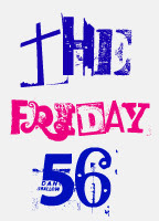 blog event button for The Friday 56 on Freda's Voice