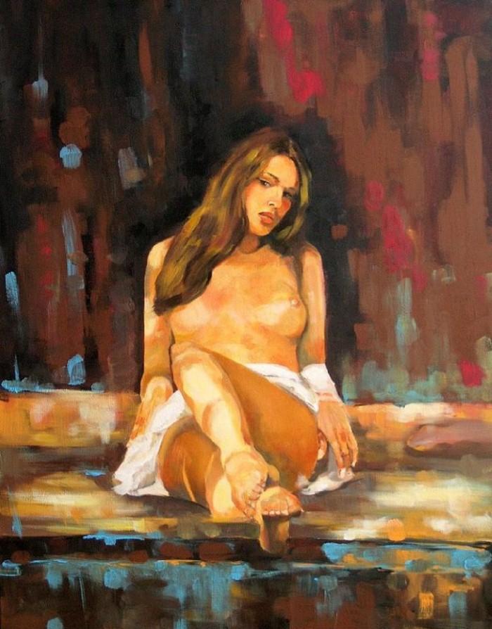 Damian Klaczkiewicz. Современный польский художник 17