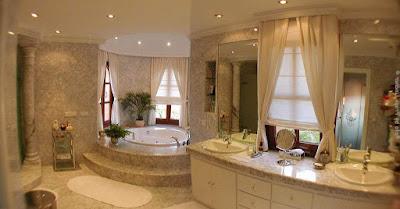 Interior Design of Bathrooms