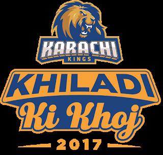 Khiladi Ki Khoj 2017 - Karachi Kings
