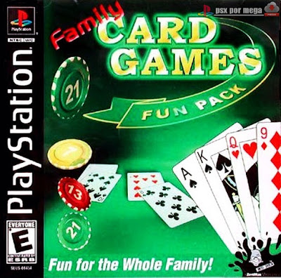 descargar family card game fun pack psx mega