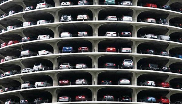 Парковки США